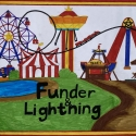 Funder and Lightning - a day to remember!