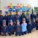 Room 9 - Graduation Caps!
